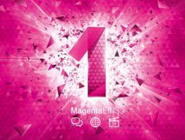 MagentaEINS Logo