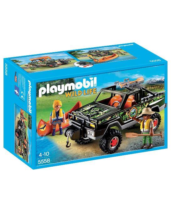 Playmobil Abenteuer-Pickup 2