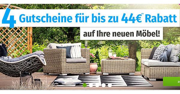 Gartenxxl Bis Zu 44 Rabatt Auf Neue Gartenmöbel Schnäppchen Blog