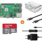 Raspberry Pi 3 3B+ Multimedia Bundle