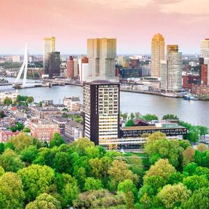 Rotterdam 2 4 tage im neuen designhotel inkl prosecco for Designhotel holland
