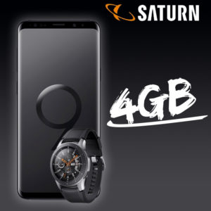 Saturn MD Comfort Allnet Samsung Galaxy S9 Plus Galaxy Watch 46mm Titelbild