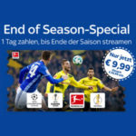Sky Supersport: Rest der Saison für 9,99€ (Bundesliga, Champions League, DFB-Pokal, etc.)