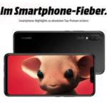 Smartphone-Fieber bei MediaMarkt, z.B. Sony Xperia 10 für 169€ (statt 214€)