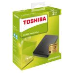 Toshiba Canvio Basics 2TB Festplatte