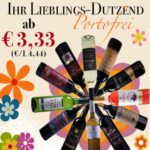 Weinvorteil: Prämierte Weine ab 3,33€ und versandkostenfrei bestellen!