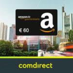 60€ Bonus für kostenloses comdirect Depot + bis zu 1.100€ bei Depotübertrag (schufafrei)