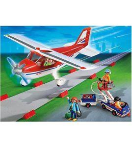 playmobil flieger 9369 1