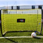 POWERSHOT QuickFire Fußballtor 1,8 x 1,2m für 75€ (statt 96€)