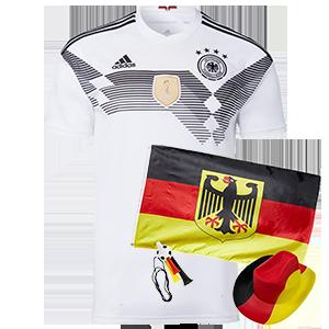 Gewinne ein original DFB-Trikot inkl. Fanpaket zur WM2018!