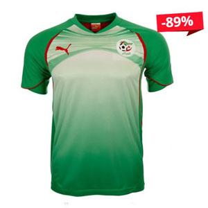 Algerien_Trainingstrikot