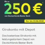 comdirect Girokonto + bis zu 175€ Prämie