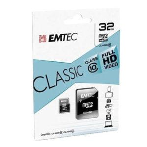 Emtec MicroSD Karte 32GB