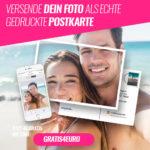 4€ MyPostcard Gutschein: 2x GRATIS Foto-Postkarten per App versenden