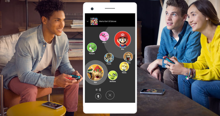 Nintendo Switch_smartphone_app