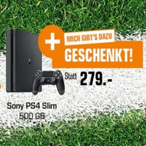 PS4 geschenkt