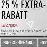 Rebook Rabattaktion
