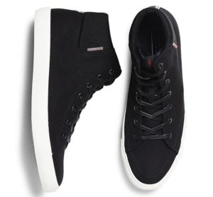 ack & Jones JFWDUNMORE Canvas Herrensneaker