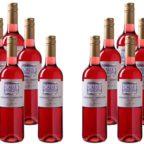 Calle Principal Tempranillo-Merlot Rosé Vino de la Tierra Castilla