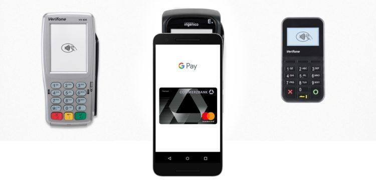 Google Pay Geräte