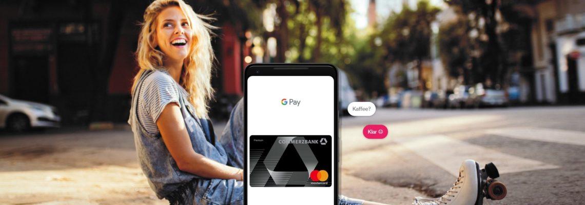Google Pay Schnell & einfach bezahlen