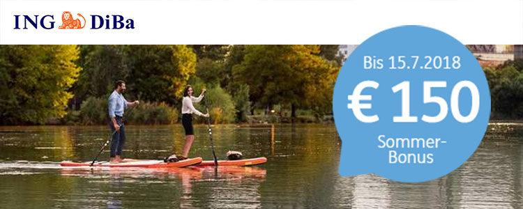 Ing Diba österreich 150 Bonus Für Kostenloses Girokonto Nur Für