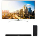 "TV-Weekend Deals bei Saturn - z.B. 55"" LG 4K UHD Smart-TV + LG SK5 Soundbar für 1.499€ (statt 1.841€)"