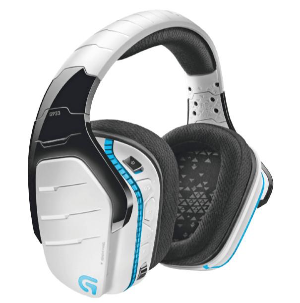 kabelloses gaming headset logitech g933 artemis spectrum. Black Bedroom Furniture Sets. Home Design Ideas
