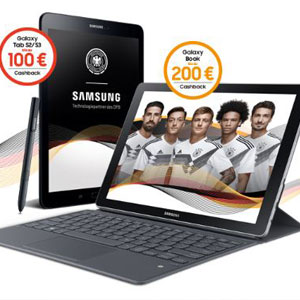 Samsung-Cashback-Aktion