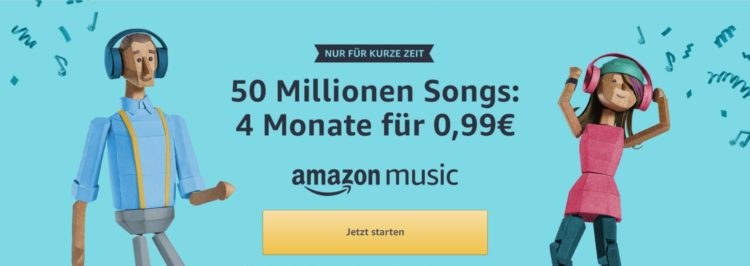 Amazon Music Unlimited Prime
