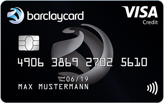 Barclaycard Visa Karte
