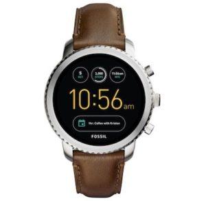 Fossil Q Explorist Herren Smartwatch