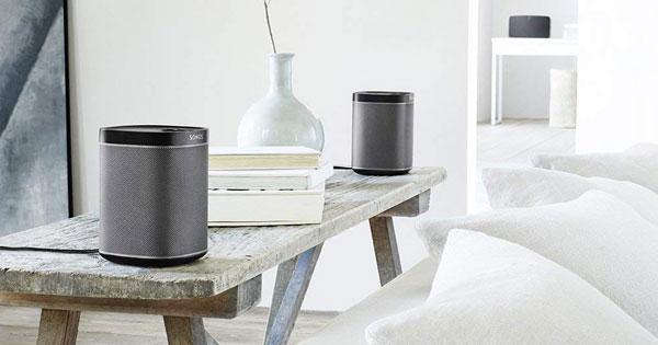 sonos play 1 wlan lautsprecher refurbished f r 139 statt 160. Black Bedroom Furniture Sets. Home Design Ideas