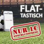 *Knaller: nur 1€ Anschlussgebühr* Alles-Flat + 3GB LTE für 8,99€ - mtl. kündbar! (PremiumSIM im o2-Netz)