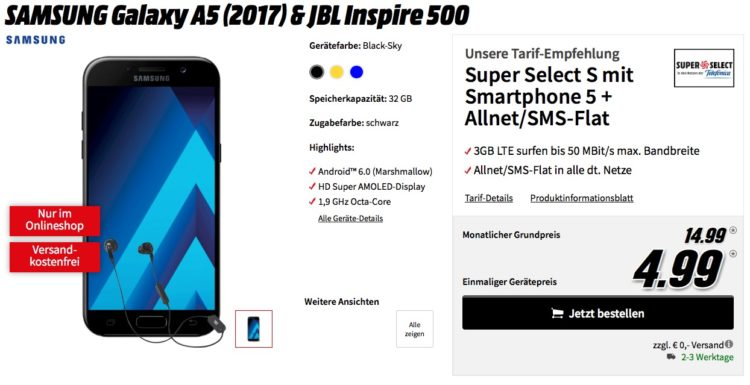 o2 netz super select s mit 3gb lte und smartphone. Black Bedroom Furniture Sets. Home Design Ideas