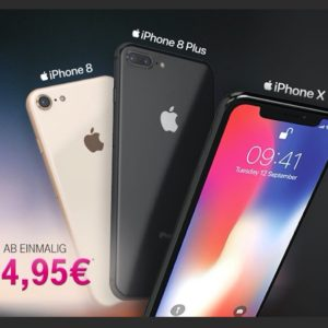 Handyflash Telekom MagentaMobil M iPhone Mega Deal Titel