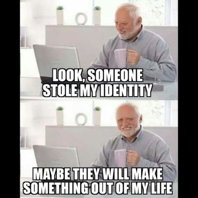 Hide the Pain Harold Meme