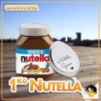 Insta Gewinnspiel Nutella