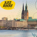 Just-away-Stadt