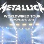 Metallica WorldWired in Europe gratis Album