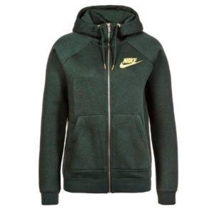 Nike Damen Hoodie RALLY FZ METALLIC