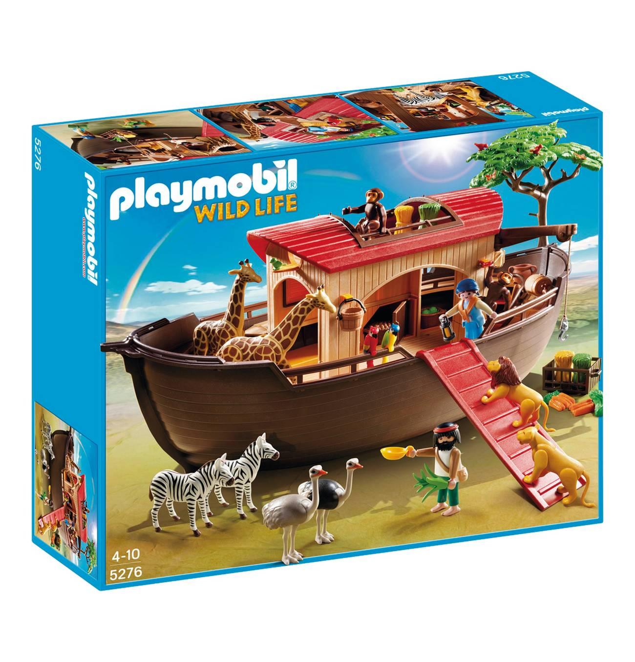 Playmobil Große Arche der Tiere 2