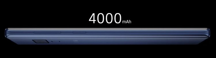 Samsung Galaxy Note9 Akku