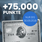 *KNALLER* Fast kostenlos Business Class fliegen mit American Express Platinum (oder 375€ Amazon.de Gutschein)