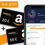 Clark: 50€ Amazon.de Gutschein für 2 Versicherungen + 20€ für Bedarfs-Check