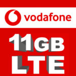 logitel vodafone smart xl 11gb