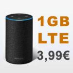 50 Min. + 50 SMS + 1GB LTE im o2-Netz für 3,99€/Monat + Amazon Echo Gutschein (effektiv bis zu 2,28€/Monat) *nur bis 19.08.*