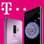 sparhandy telekom magenta mobil s samsung galaxy s9 plus titelbild