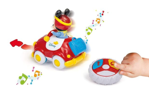 Clementoni Mickey-Mouse-Infrarotauto