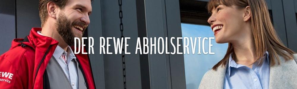 Der REWE Abholservice
